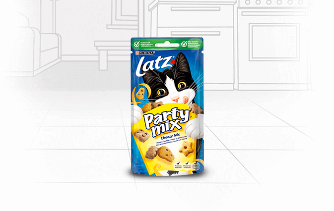 Latz PARTY MIX Cheezy Mix