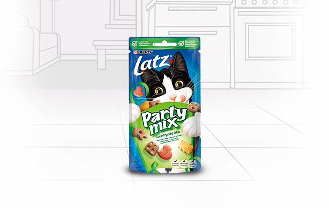 PURINA PARTY MIX Countryside Mix