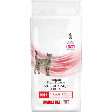 ​PURINA® PRO PLAN® VETERINARY DIETS Feline DM St/Ox Diabetes Management (Torrfoder)