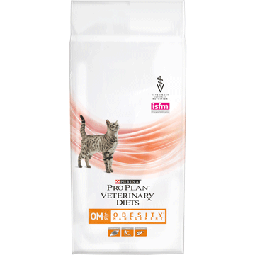 PURINA® PRO PLAN® VETERINARY DIETS Feline OM St/Ox Obesity Management (Torrfoder)