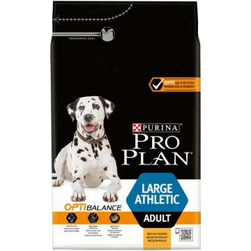 ​PURINA® PRO PLAN® Large Athletic Adult med OPTIBALANCE™ Rik på kyckling