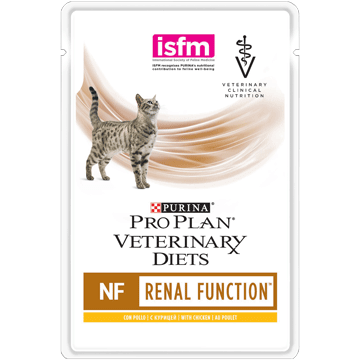 ​PURINA® PRO PLAN® VETERINARY DIETS Feline NF St/Ox Renal Function (våtfoder)