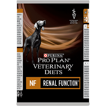 PURINA® PRO PLAN® VETERINARY DIETS Canine NF Renal Function (Våtfoder)